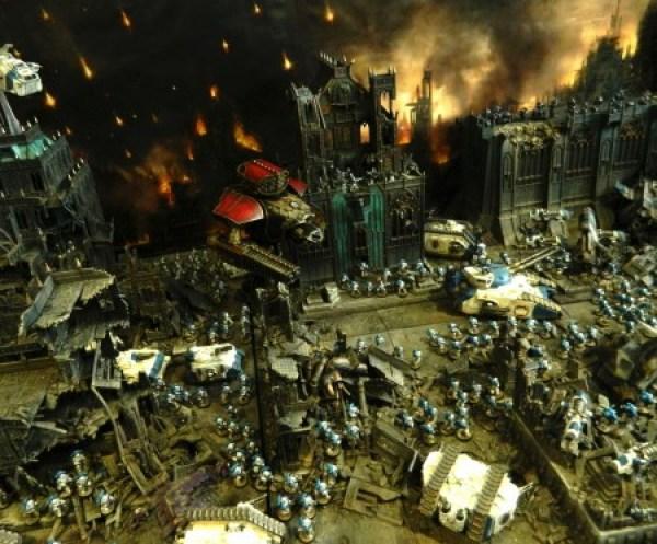 Battle of Isstvan III