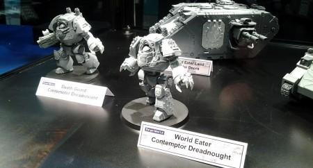 Chaos Contemptor Dreadnoughts