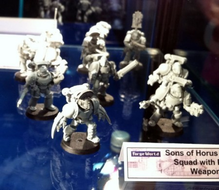 Sons of Horus - Games Day 2012