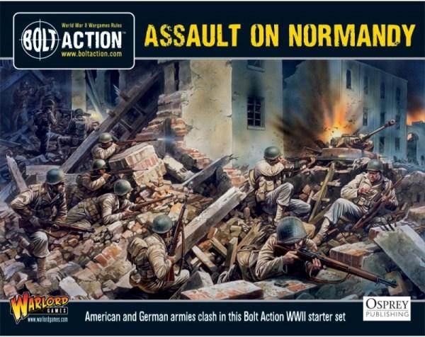 Assault on Normandy starter set