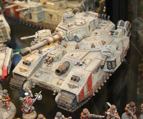 Vostroyan Imperial Guard Baneblade
