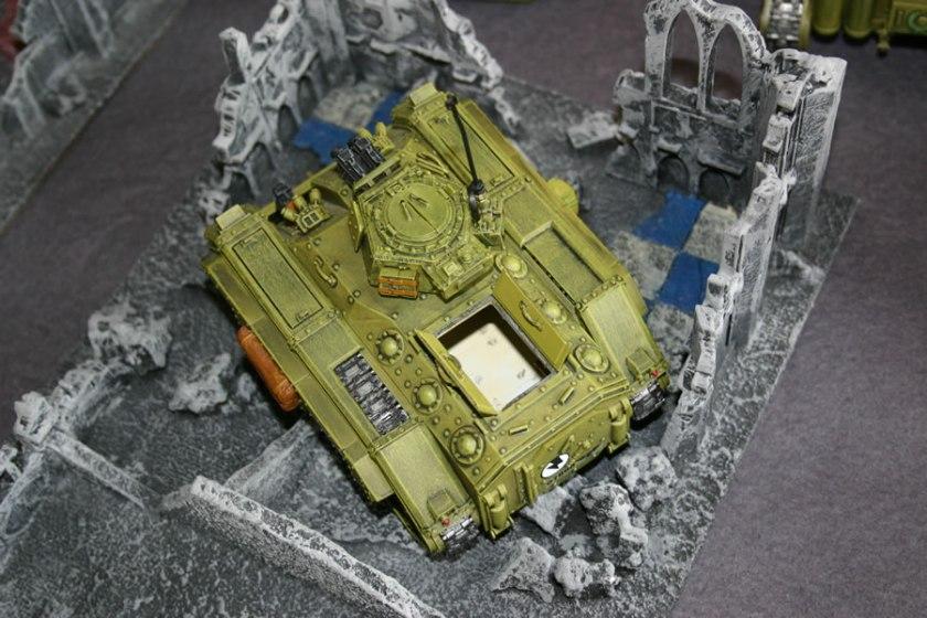 Imperial Guard Chimera