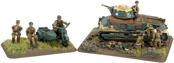 Flames of War General de Gaulle