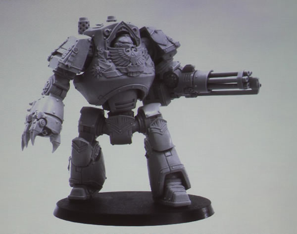Contemptor Pattern Relic Dreadnought