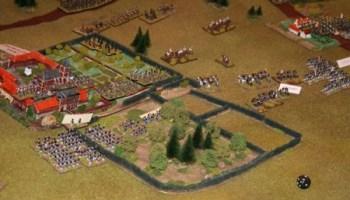 Warmaster Lizardman Temple - Felix's Gaming Pages