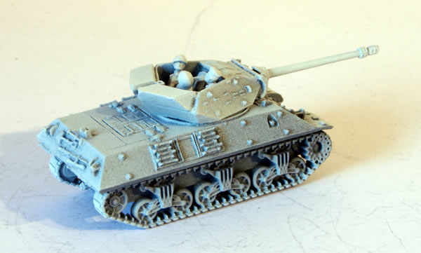Flames of War British M10 / 17pdr SP Achilles