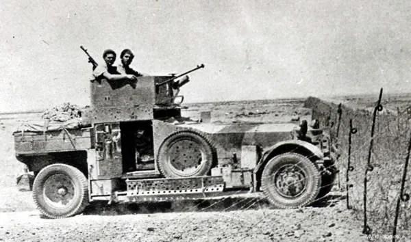 Rolls Royce Armoured Cars