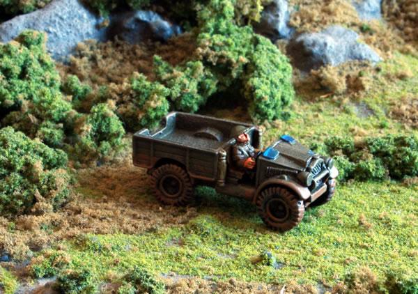 Morris 15 cwt truck