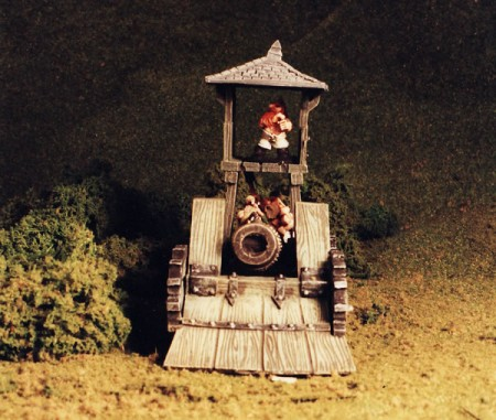 Dwarf Steam Wagon