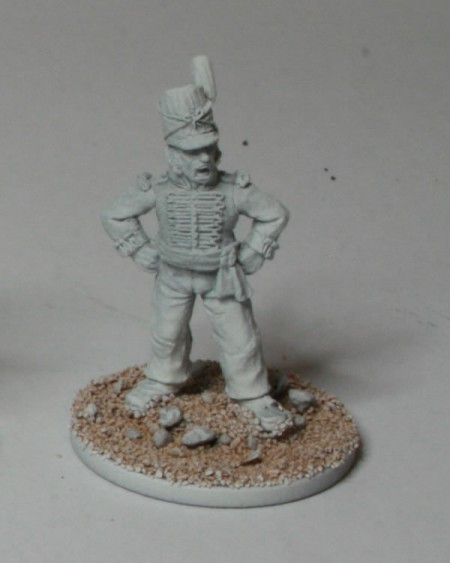 95th Rifles Officer