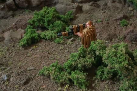 Imperial Guard Catachan Jungle Fighter Sniper