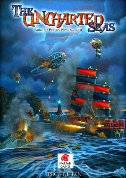 Unchartered Seas Rules