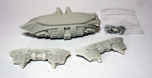 Kingdom of Britannia Eagle Class War Rotor