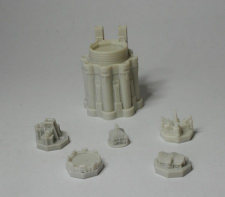 Prussian Tower Set