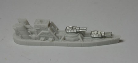 Hussar Class Gunships
