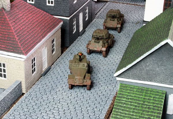 Humber Light Reconnaissance Cars and Humber Armoured Cars