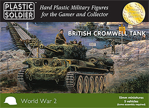 15mm Plastic Cromwell Tanks