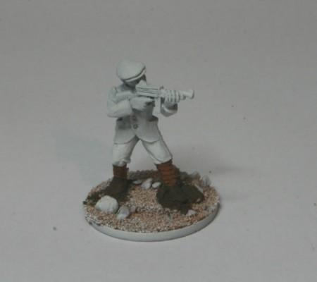 Bolt Action Partisans