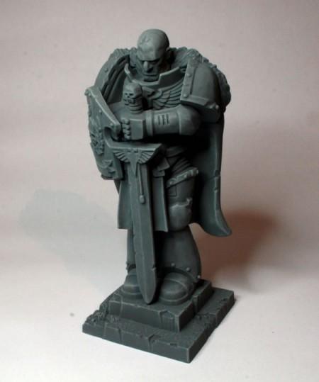 Honoured Imperium Statue