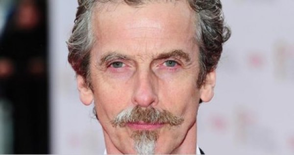 Peter Capaldi is Doctor Who
