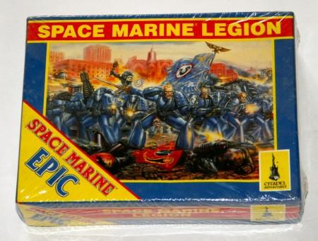New Sealed OOP Space Marine Epic 40000 Space Marine Legion