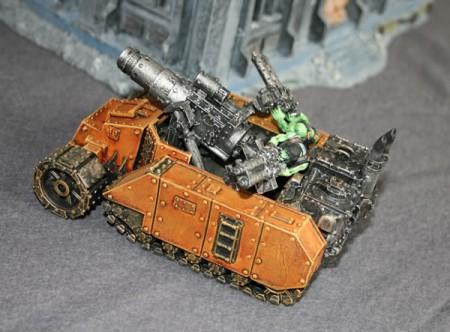 Ork Gunwagon with Kannon