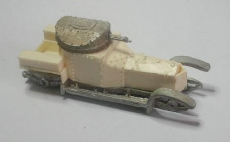 Tally Ho Rolls Royce Armoured Car