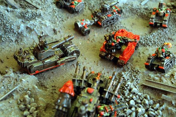 Ork Speed Freeks Mob