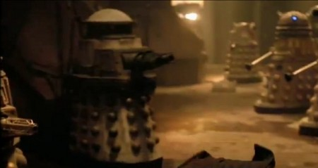 Special Weapon Dalek in 2012