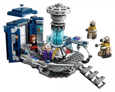 LEGO Ideas Doctor Who set
