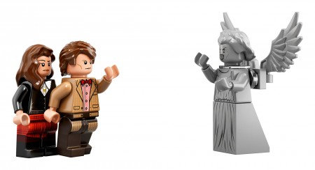 LEGO Ideas Doctor Who set