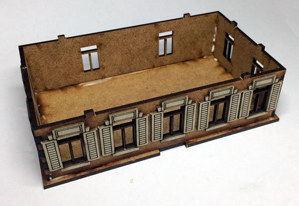 15mm Sarissa Precision Chateau