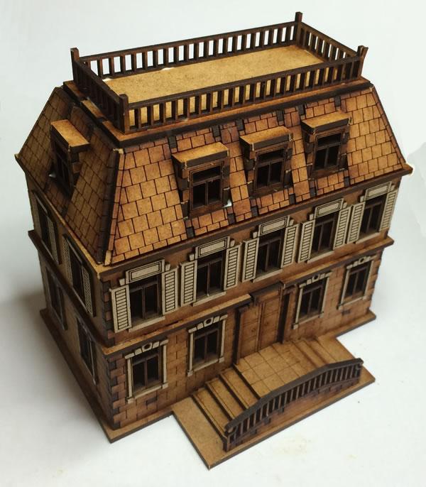 Sarissa Precision Chateau