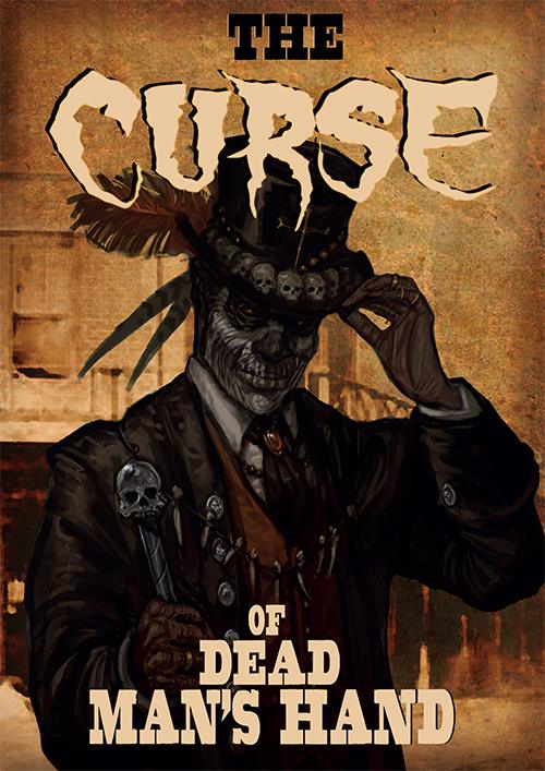 he Curse of Dead Man's Hand source book