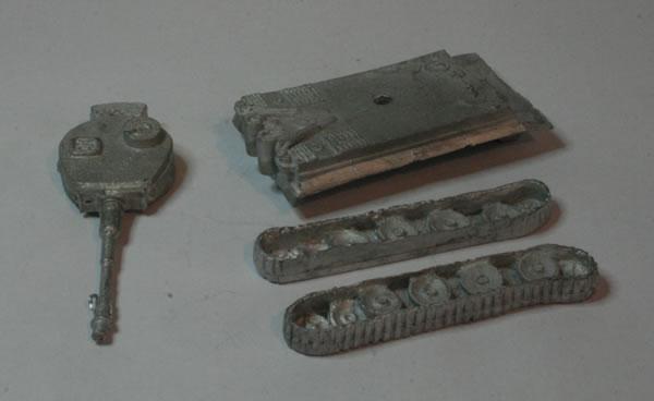 SDD Panzerkampfwagen VI Tiger Ausf. E