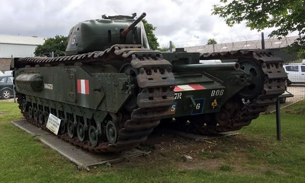 A22 Churchill Tank