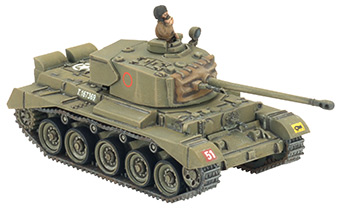 Flames of War Comet Tank