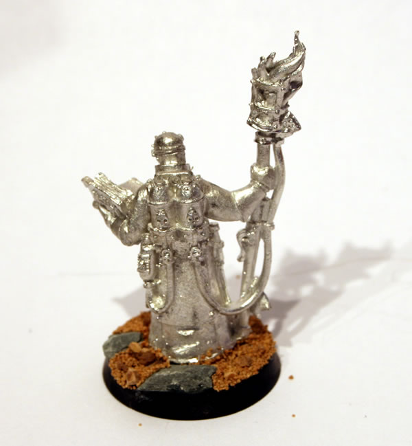 Witchhunter Acolyte - Inquisitorial Henchmen