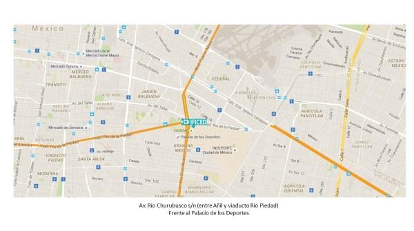 mapa ificed