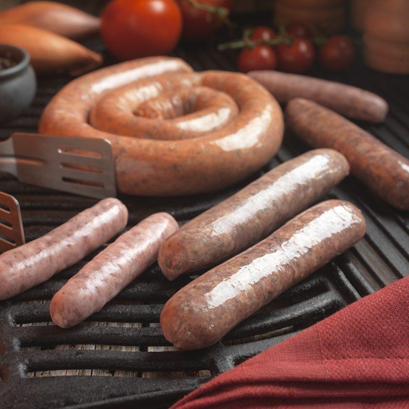 Arthur Pipkins Sausage Mix Raw