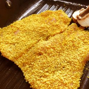 Gluten Free Meat Crumb