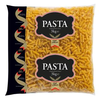 Dried Pasta Twists
