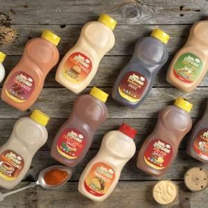 Taste of Goodness Sauce Range