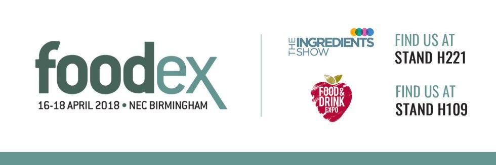 Find IFI at FoodEx 2018