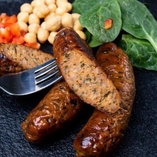 Arthur Pipkins Mediterranean Style 'Meat & 2 Veg' Sausage Mix