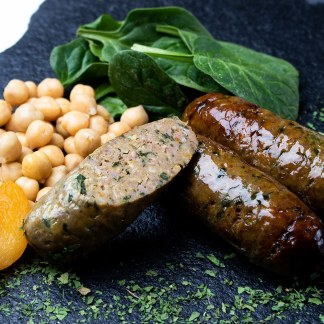 Arthur Pipkins Middle Eastern Style 'Meat & 2 Veg' Sausage Mix