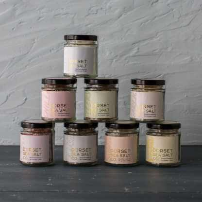 Dorset Flavoured Sea Salt