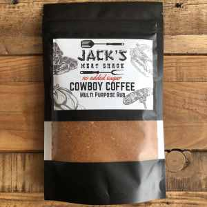 Cowboy Coffee Rub from Jack's Meat Shack