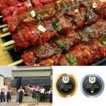 Buckwells of Southsea Win Q Guild Smithfield 'Star' Awards 2020 with Black Garlic Marinade
