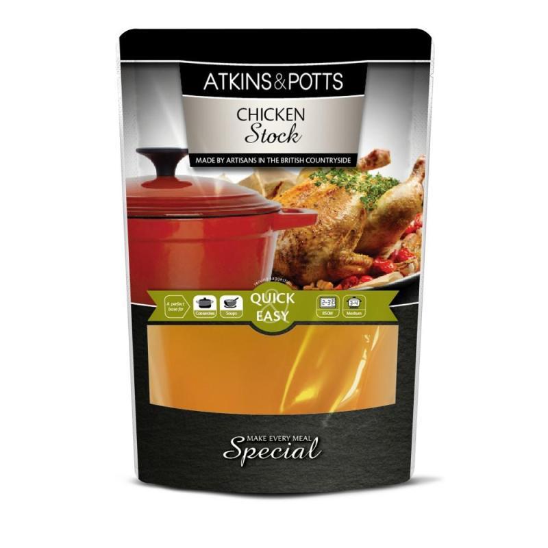 Atkins & Potts Chicken Stock